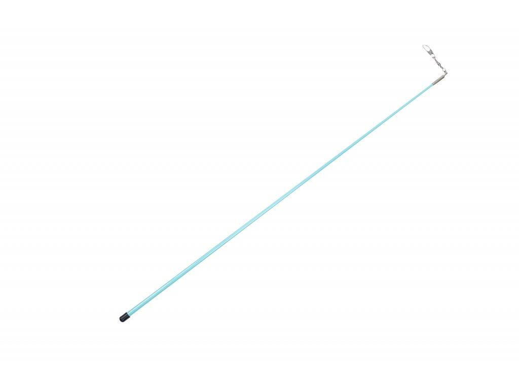 Tyčka ke stuze 56 cm modrá