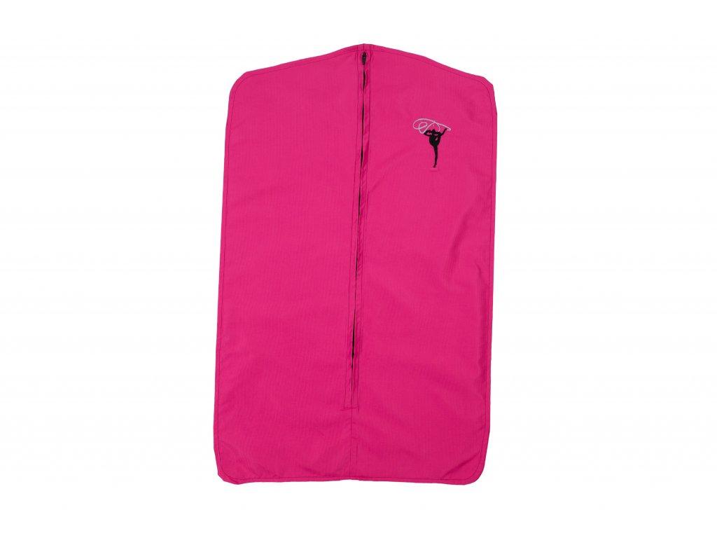 Obal na dres VFstyle s gymnastkou růžový