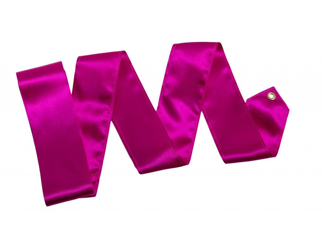 Gymnastická stuha růžová