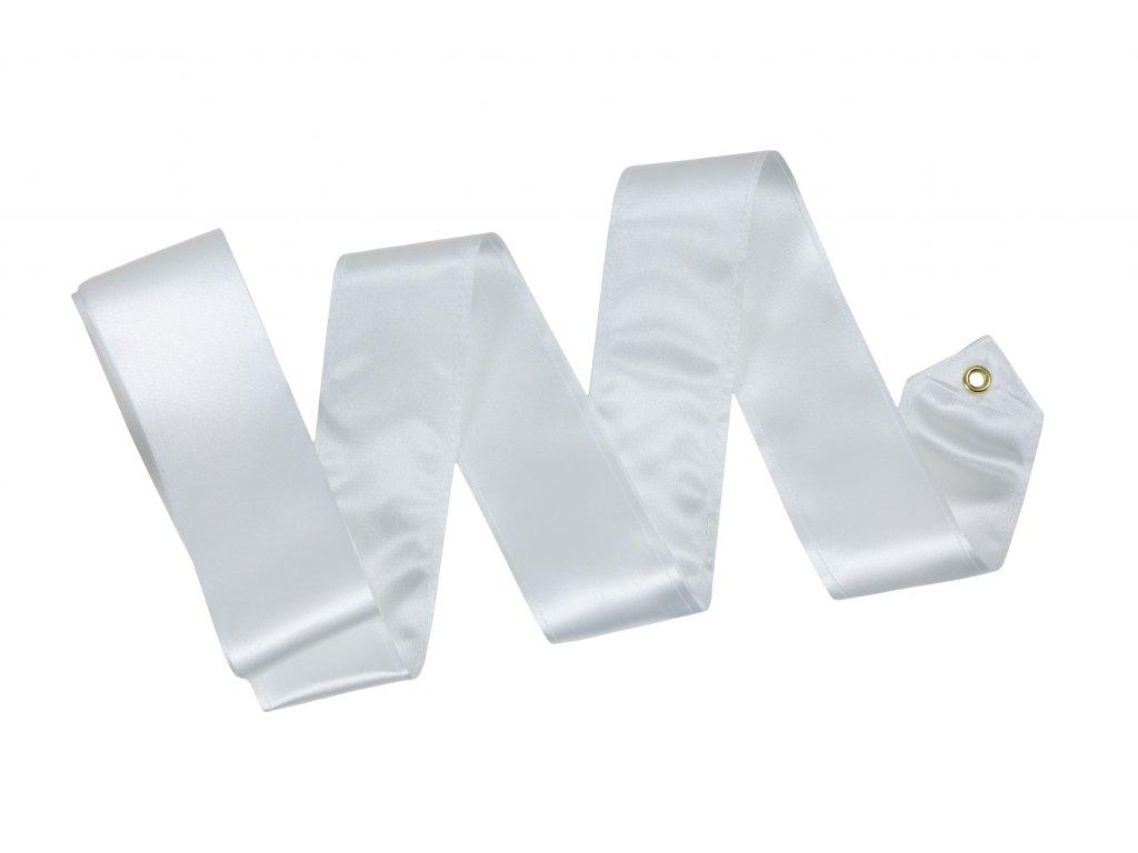 Gymnastická stuha bílá