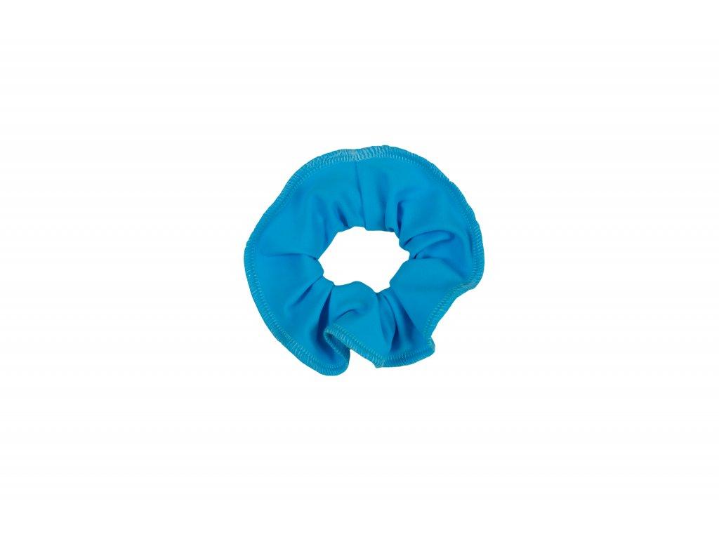 Gumička do vlasů VFstyle modrá