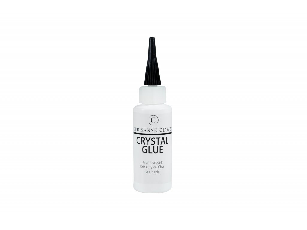 Lepidlo na textil Crystal glue 120 ml