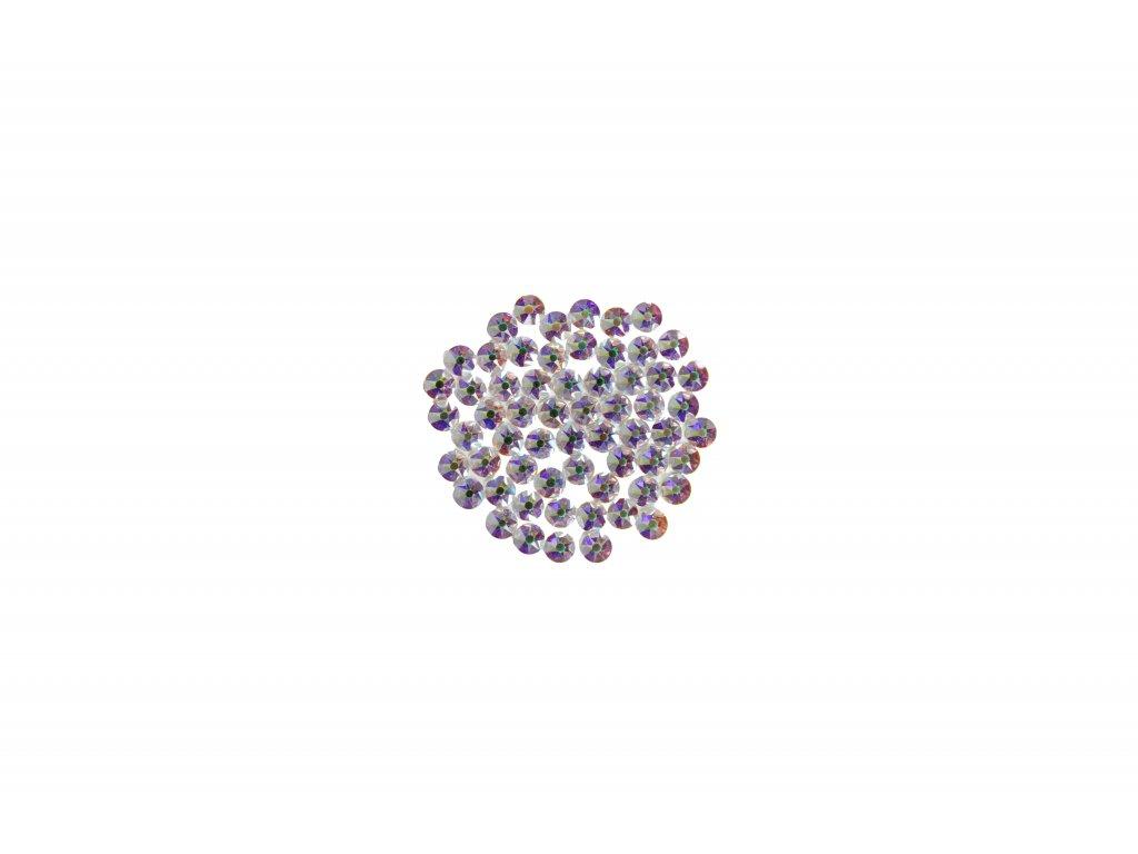 Kamínky Swarovski Crystal AB SS20
