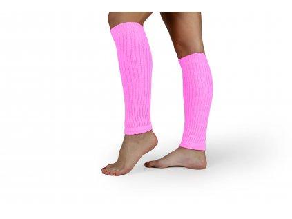 Návleky na nohy VFstyle 35 cm světle růžové