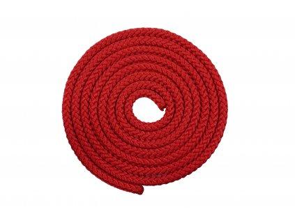 Gymnastické švihadlo červené