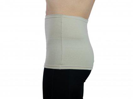 Pánský ledvinový pás Comfort, béžový
