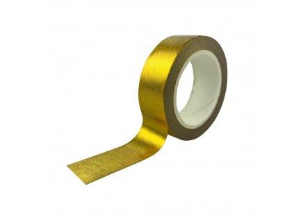 Ozdobná izolepa VFstyle zlatá