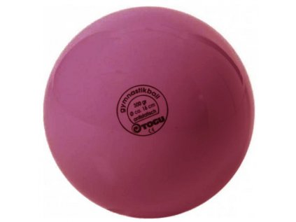 Gymnastický míč Togu tmavě růžový
