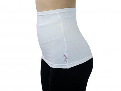 Ledvinový pás Comfort, bílý