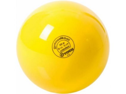 Gymnastický míč Togu žlutý
