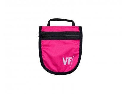 Obal na špičky VFstyle s výšivkou růžový