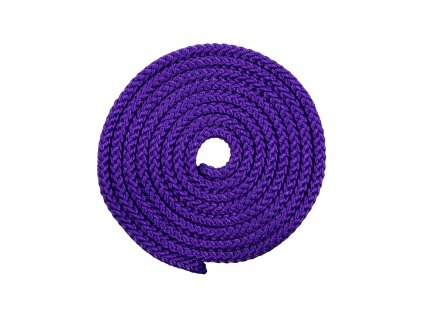 Gymnastické švihadlo VFstyle fialové