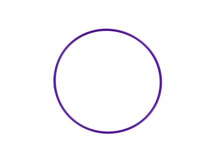Gymnastická obruč fialová