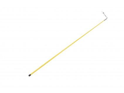Tyčka ke stuze 56 cm žlutá