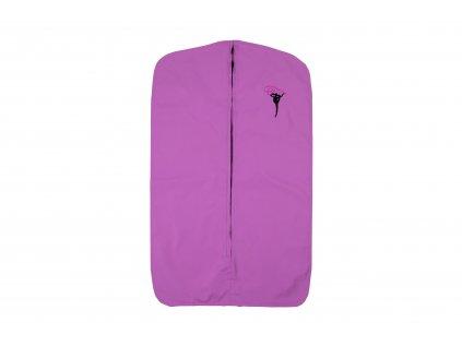 Obal na dres VFstyle s gymnastkou světle fialový