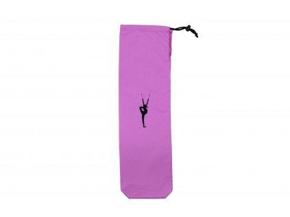 Obal na kužele VFstyle s gymnastkou světle fialový