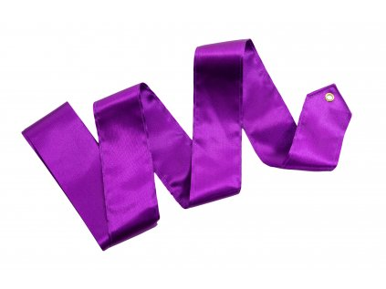 Gymnastická stuha fialová