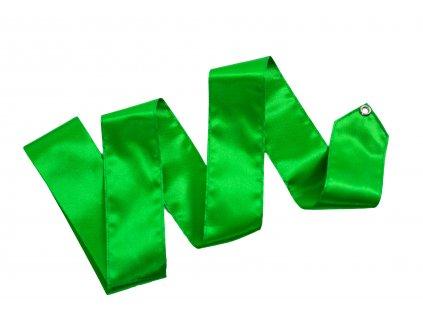 Gymnastická stuha světle zelená