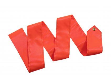 Gymnastická stuha oranžová