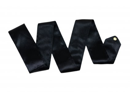 Gymnastická stuha černá