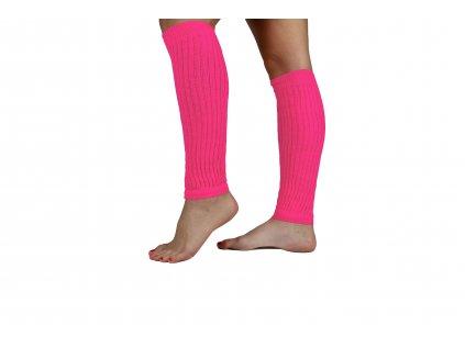 Návleky na nohy VFstyle 35 cm růžové