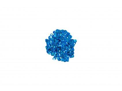 Flitry lomené s hologramem modrá