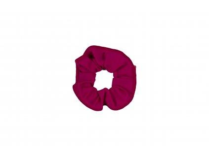 Gumička do vlasů VFstyle růžová