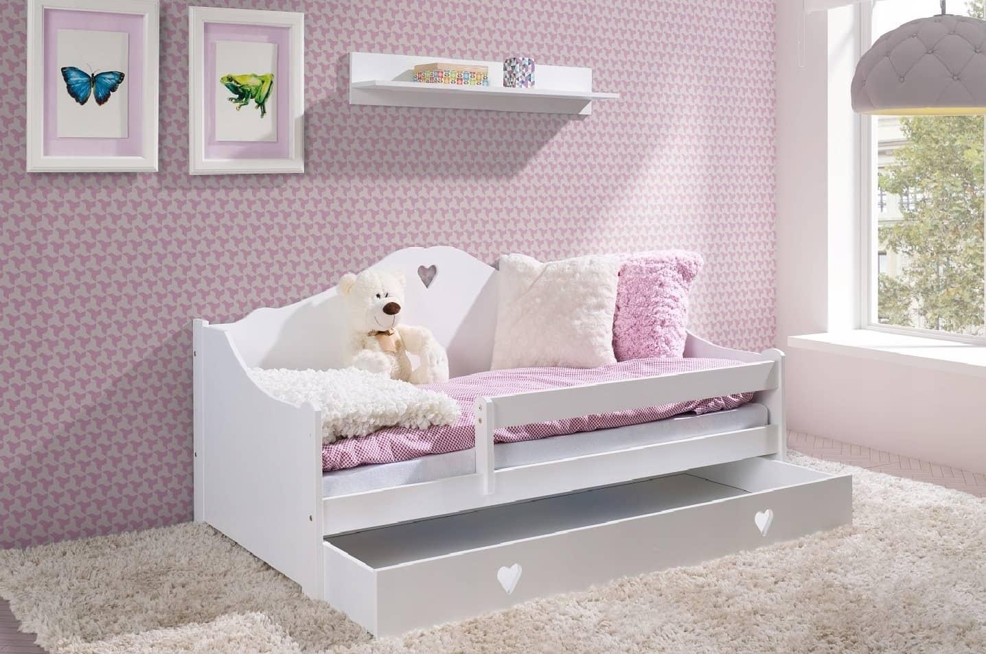 Dětské postele Via-nábytek