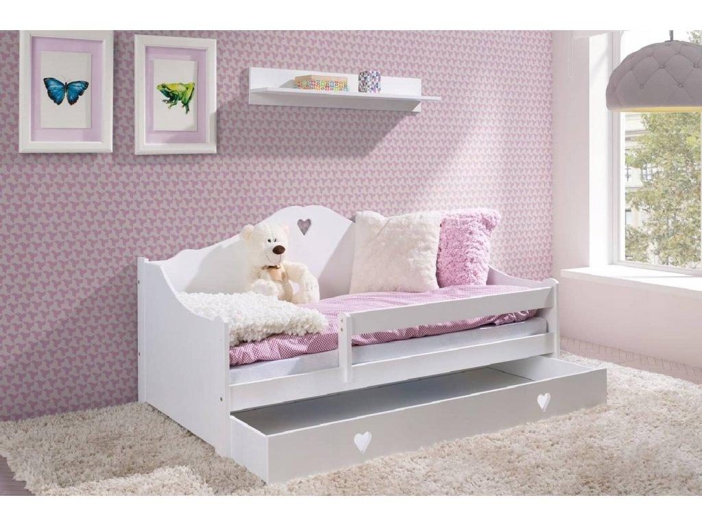 Dětská postel ADÉLA