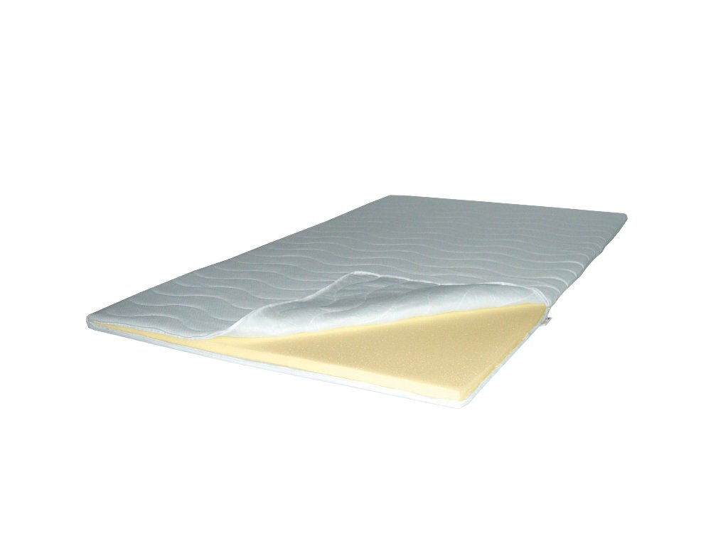 Vrchní matrace VISCO - paměťová pěna PJ