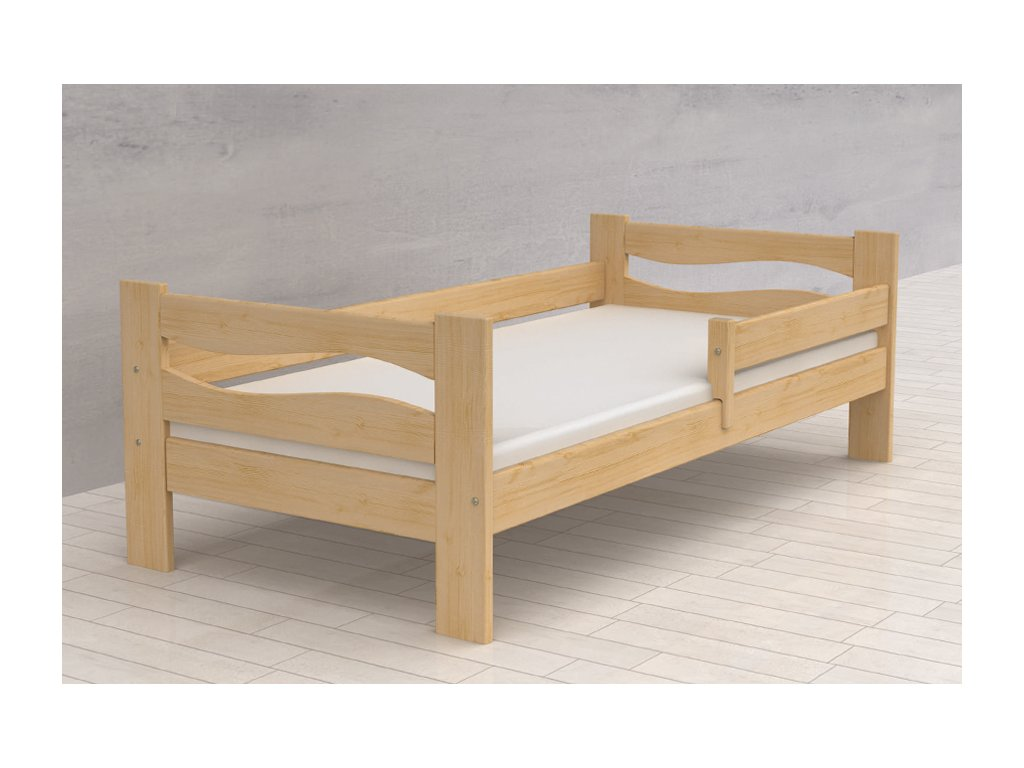 Dětská postel FIDO s matrací