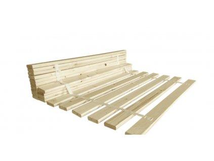 Rošt dřevěný 16