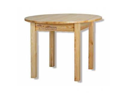 Stůl jídelní kulatý
