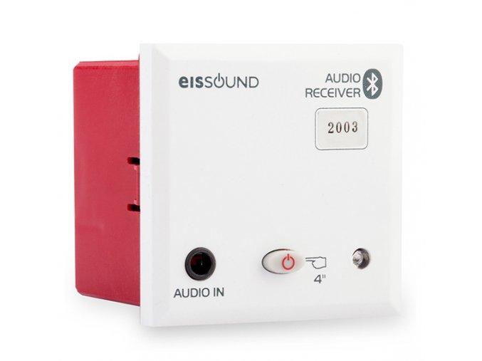 Bluetooth Audio přijímač do zdi - BÍLÝ