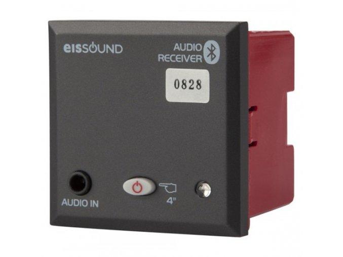 Bluetooth Audio přijímač do zdi - ČERNÝ