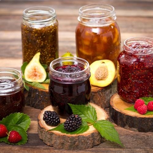 Jaký je rozdíl mezi džemem a marmeládou