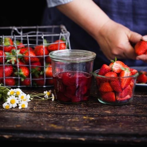 Zamyšlení k zavařování džemů a marmelád
