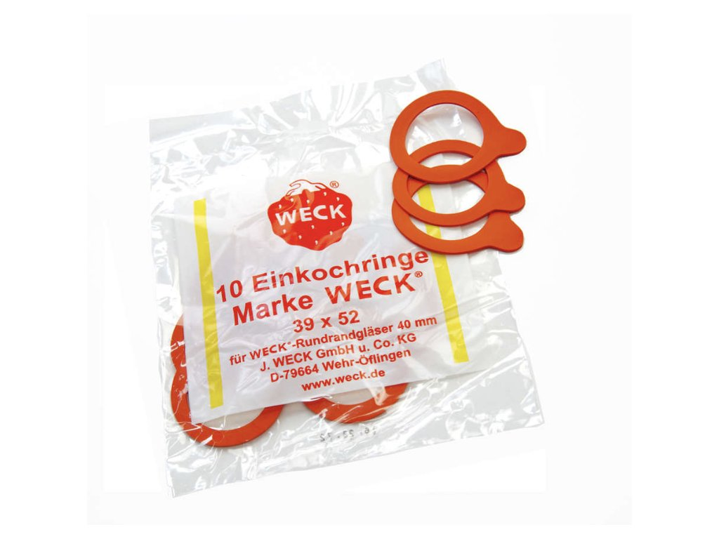 Zavařovací gumičky 40 mm