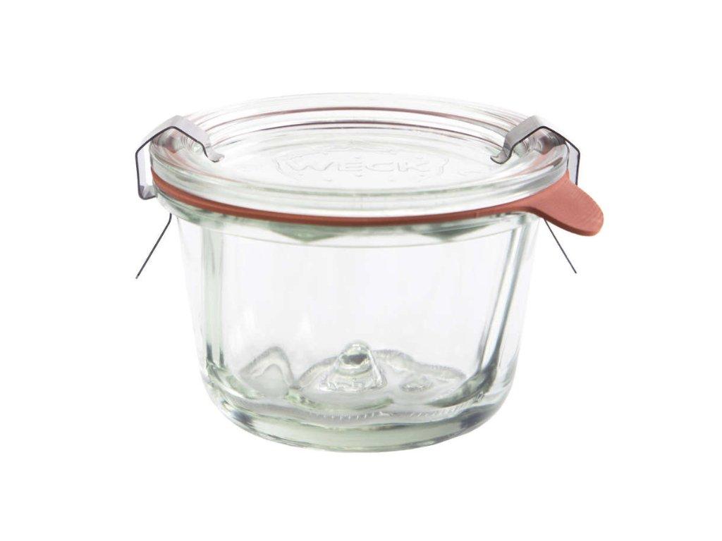 Zavařovací sklenice bábovka 165ml