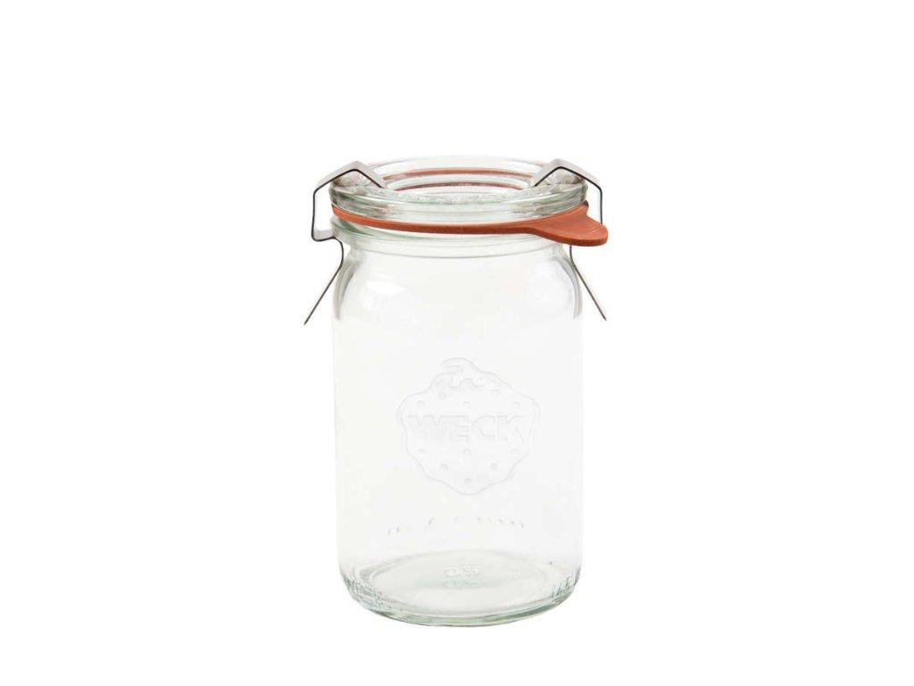 Zavařovací sklenice chřestovka mini 145ml