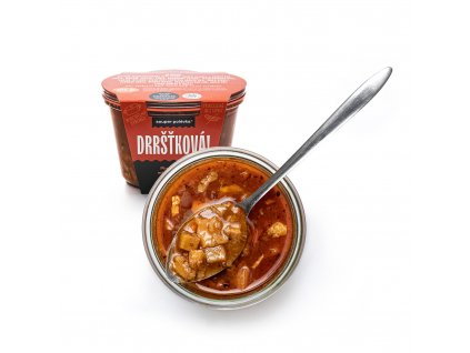 Dršťková polévka 5