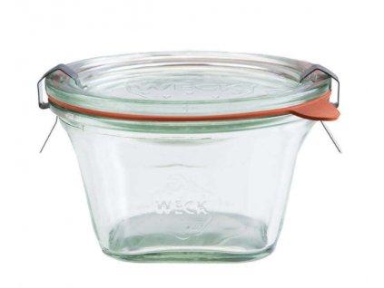 Zavařovací sklenice Quadro 290ml