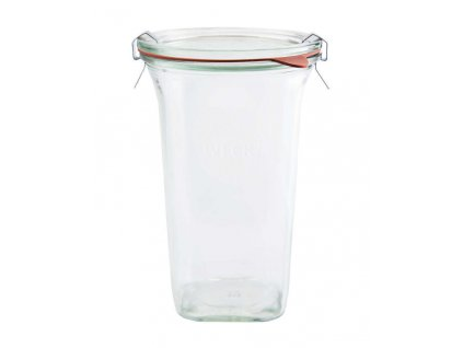 Zavařovací sklenice Quadro 795ml