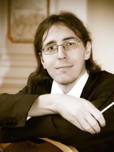 Martin Peschík, šéfdirigent, klient Via Energia