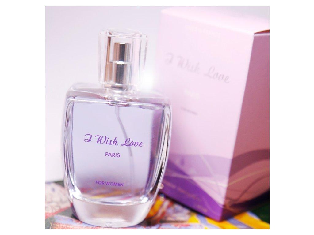 I wish love france parfums rbg paris