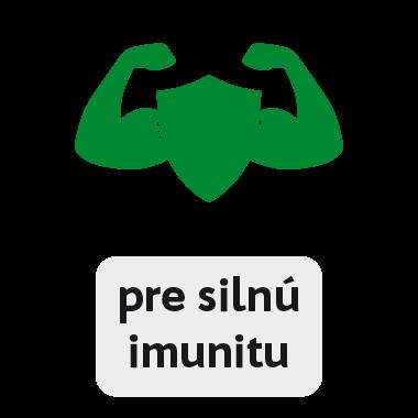 pre silnú imunitu