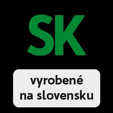 vyrobené na Slovensku