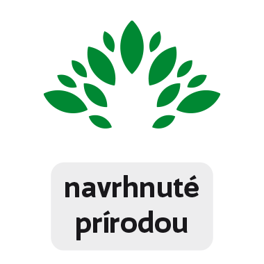 navrhnuté prírodou