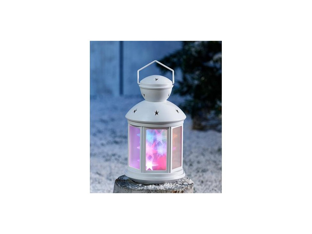 Lampas MagicHome X4216, Nočná obloha, LED, 3xAA