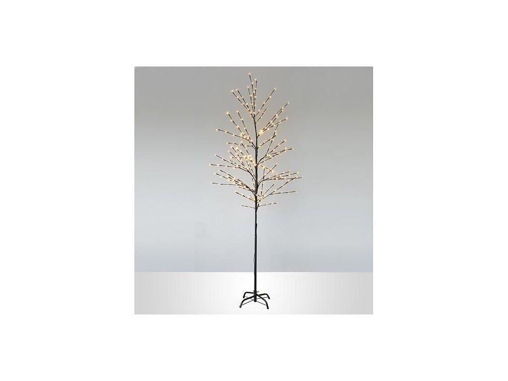 Strom MagicHome Cherry Tree, 210 cm, Čierny, 230 V, IP44
